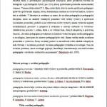 Seminárna práca - Pedagogika