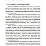 Seminárna práca - Psychológia 2