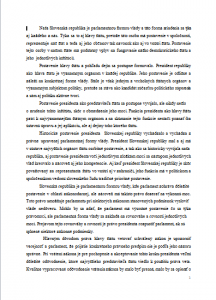 Esej: Prezident   pisanieprac.sk
