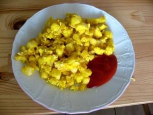 knedla vo vajci